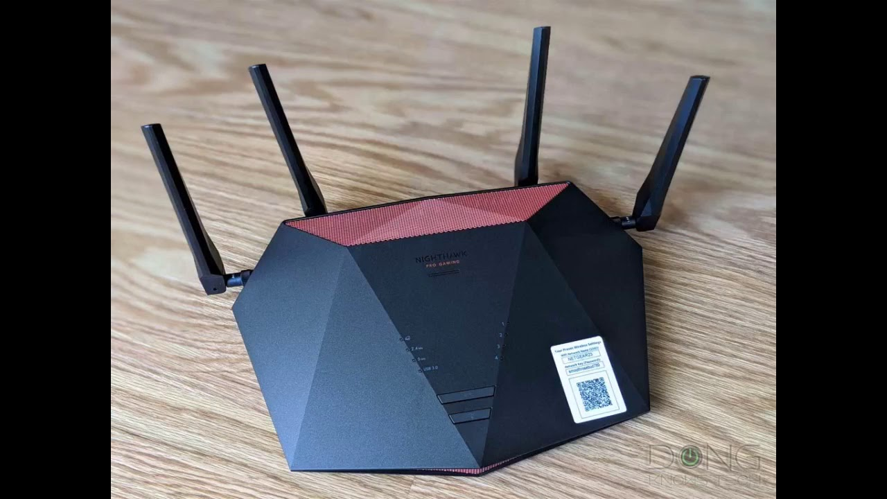 Review: ASUS RT-AX86U AX5700 Dual Band + WiFi 6 Gaming Router, 802.11ax, up to 2500 sq ft & 35+...
