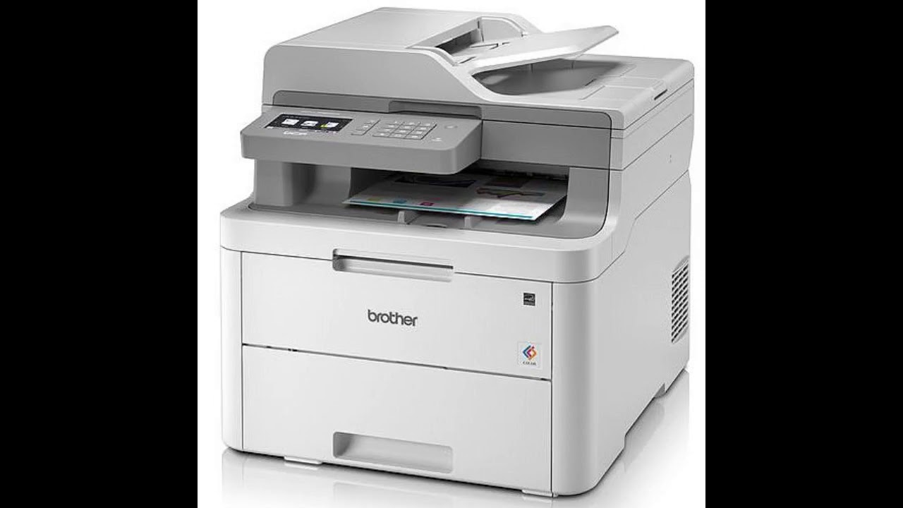 Review: Sponsored Ad - All in One Laser Wireless Printer, Duplex Printing, Copy Scan Convenient...