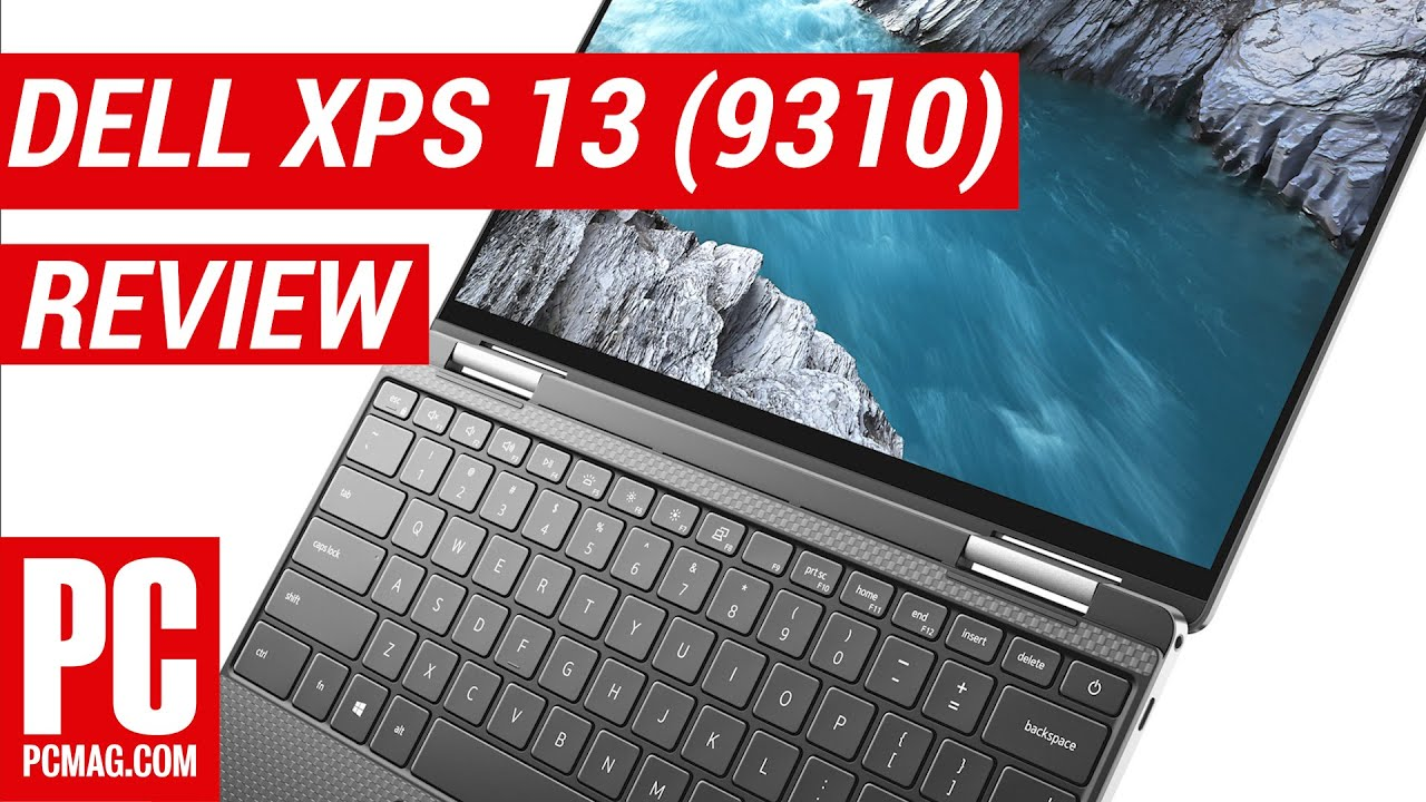 Dell XPS 13 2-in-1 (9310) Review