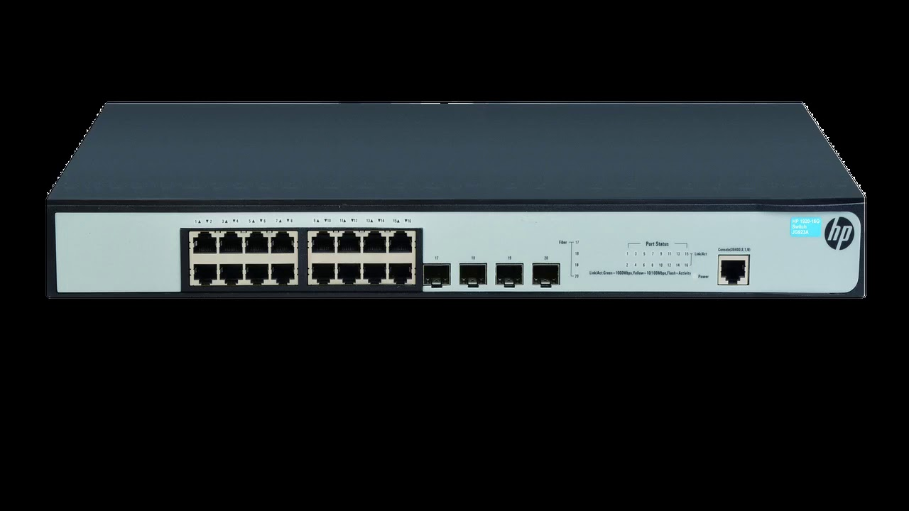 Review: HPE OfficeConnect 1420 8-Port PoE Gigabit Ethernet Unmanaged Switch-8xGE. 8 Ports PoE (...