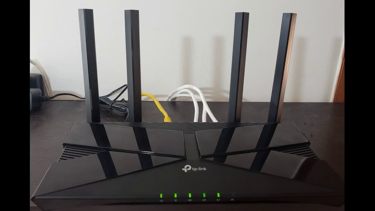 Review: TP-Link Wifi 6 AX1500 Smart WiFi Router (Archer AX10) – 802.11ax Router, 4 Gigabit LAN...