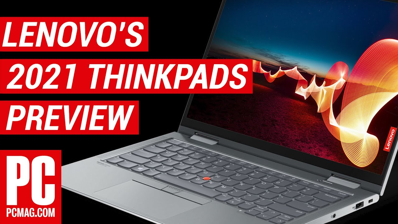 First Look: Lenovo's 2021 ThinkPads Include New X1 Titanium, X12 Detachable Models
