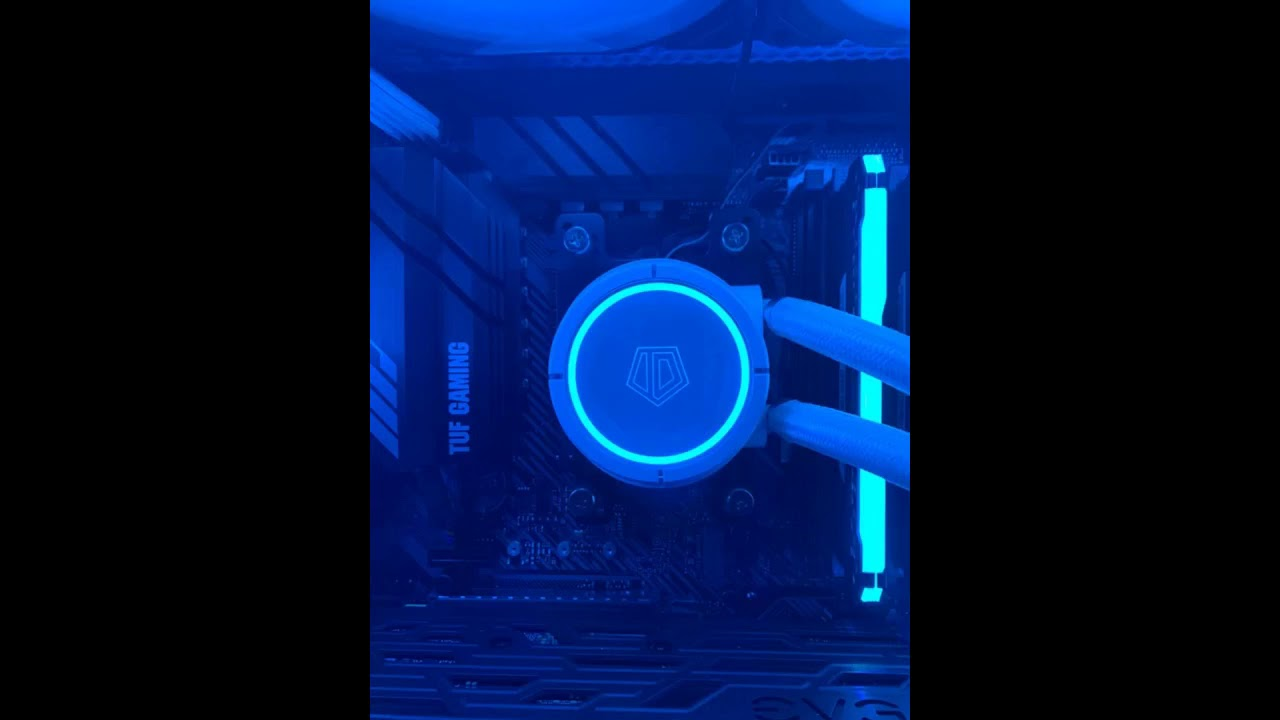 Review: ID-COOLING ZOOMFLOW 240X Snow CPU Water Cooler 5V Addressable RGB AIO Cooler 240mm CPU...