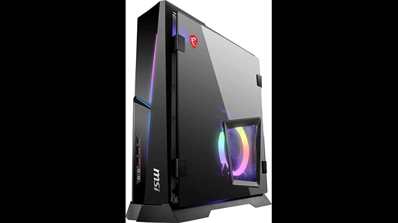 Review: Sponsored Ad - MSI MPG Trident AS 10SC-1208US SFF Gaming Desktop, Intel Core i7-10700F,...
