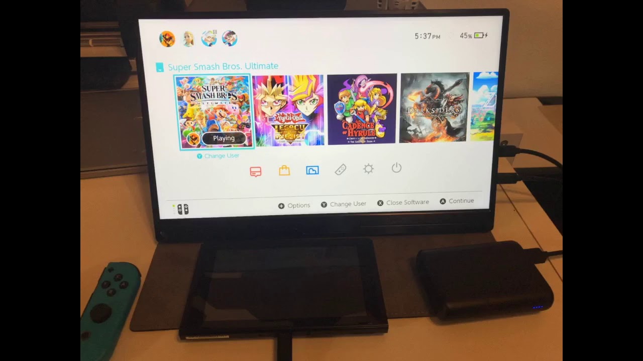 Review: 4k Portable Monitor 15.6'' for Laptop, EVICIV Gaming Second Monitor with Dual USB C, Mi...