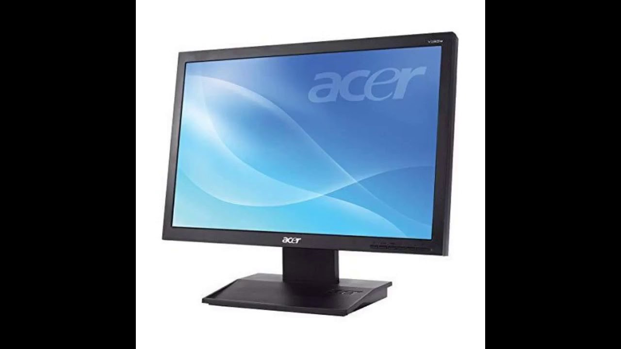 "Review: Acer V206WQL bd 19.5"" HD (1440 x 900) Monitor (DVI & VGA Ports) Black"