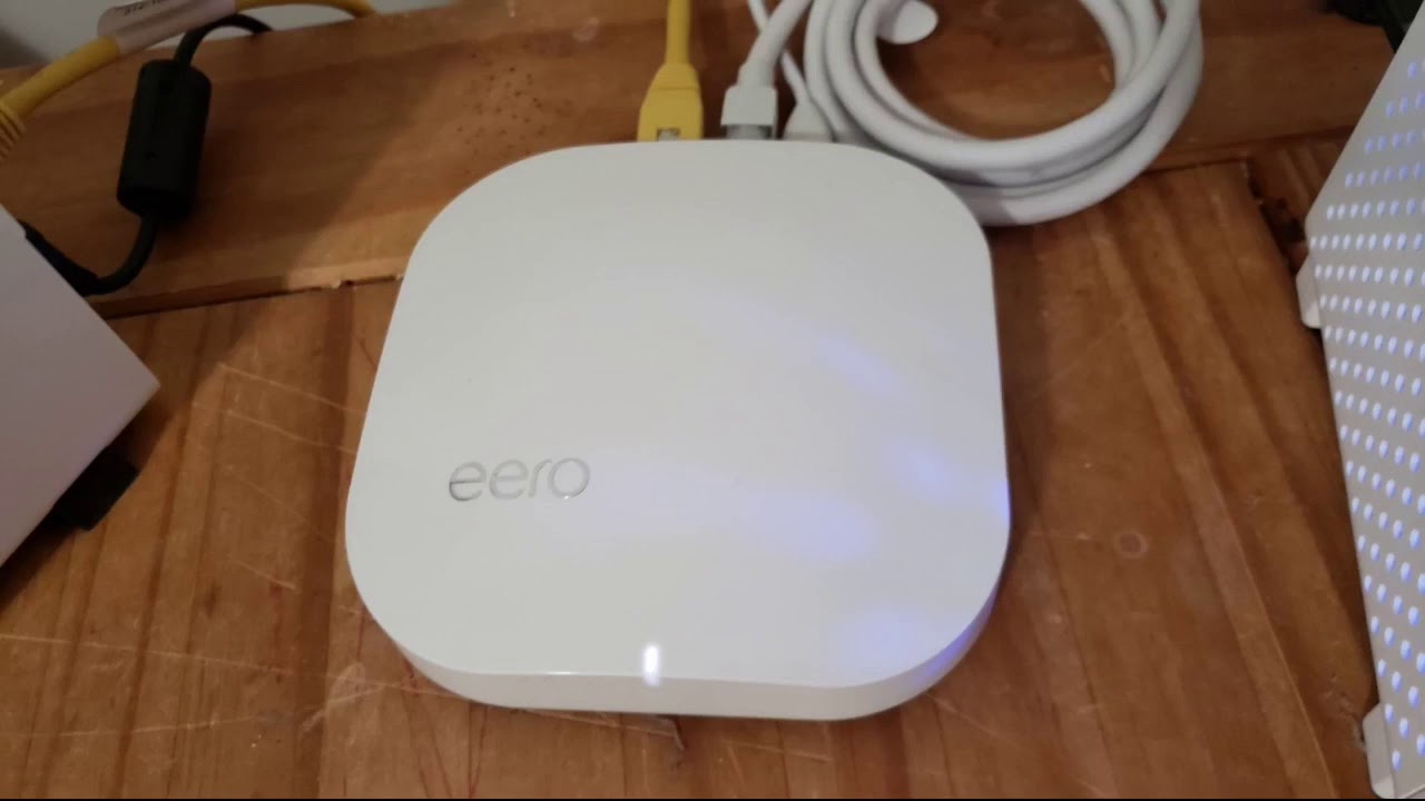 Review: Amazon eero Pro mesh WiFi system (1 Pro + 2 Beacons)