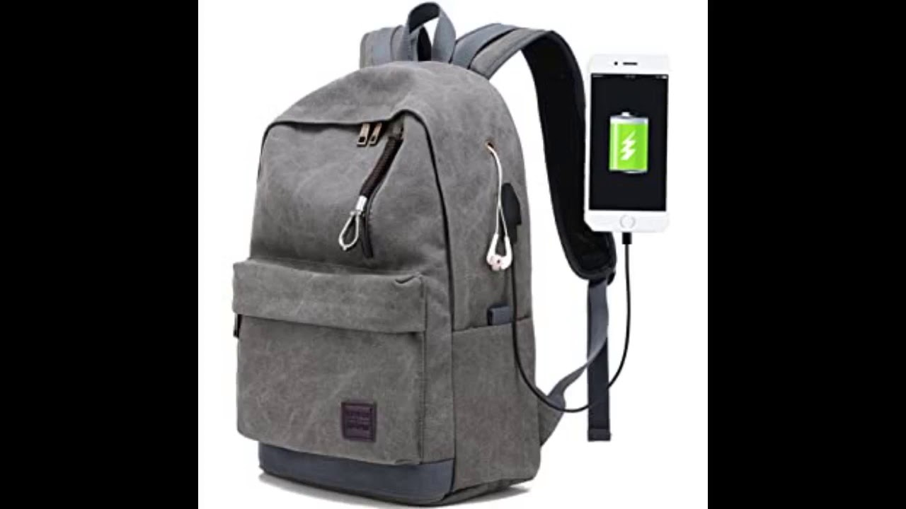 Review: Laptop Backpack Travel Accessories Daypack for Men Women,Large Lightweight School Colle...