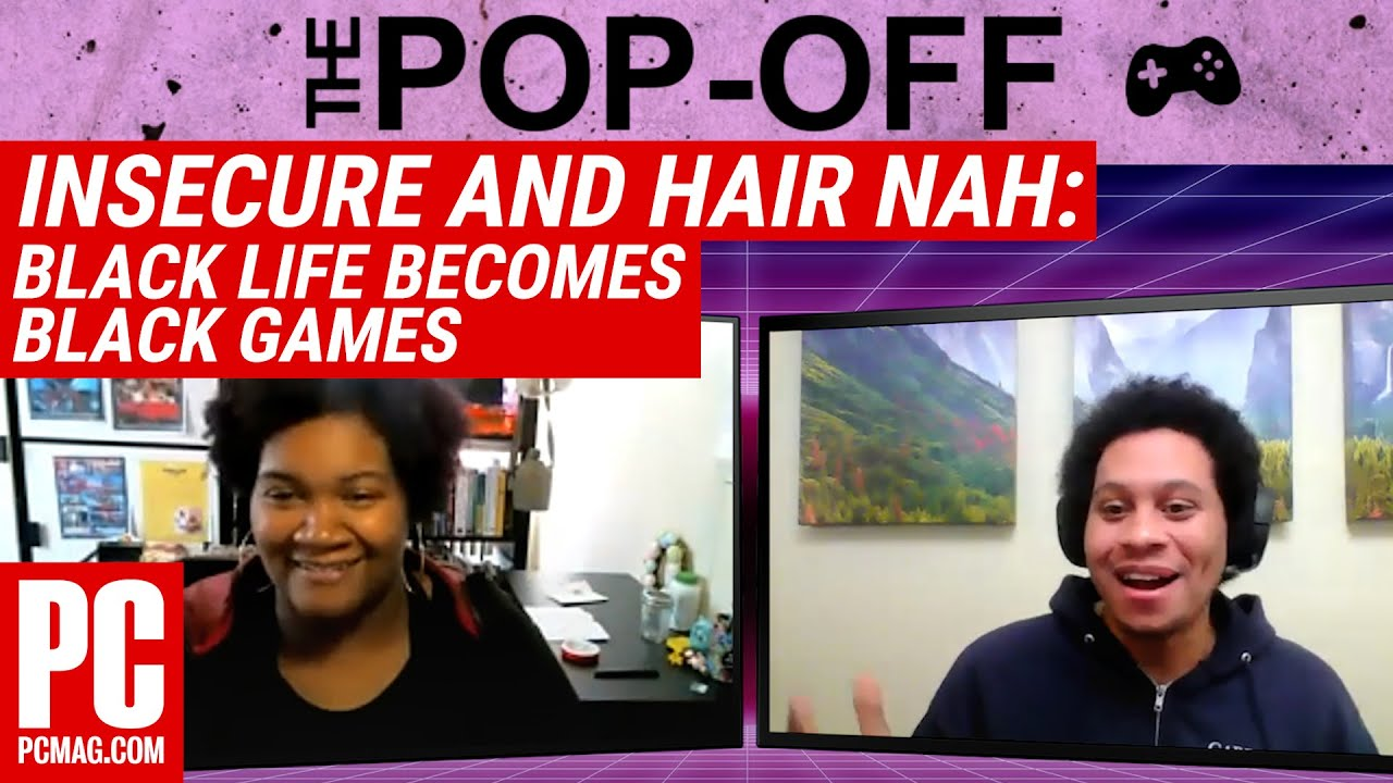 Insecure and Hair Nah: Black Life Becomes Black Games