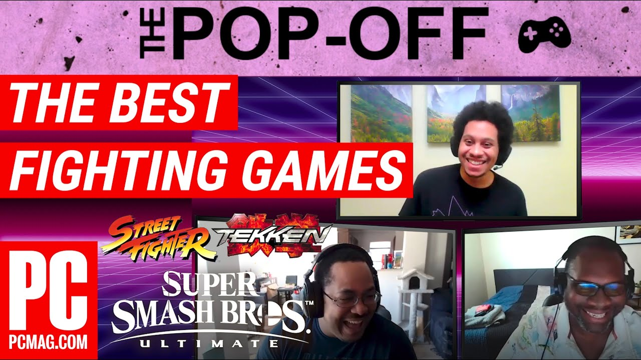 KOF, Street Fighter, and Super Smash Bros.: We Name the Best Fighting Games
