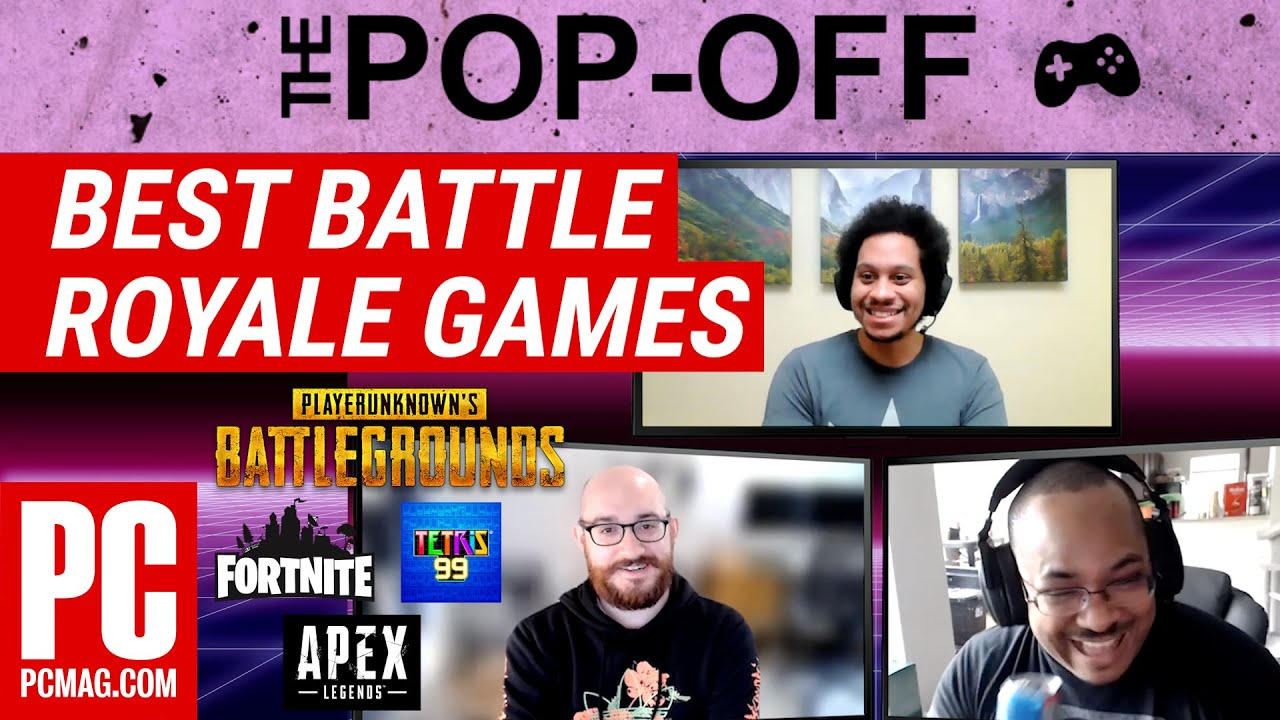 PUBG, Fortnite, and Apex Legends: What's the Best Battle Royale Game?