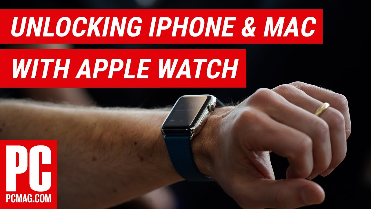 How to Unlock Your iPhone and Mac With an Apple Watch