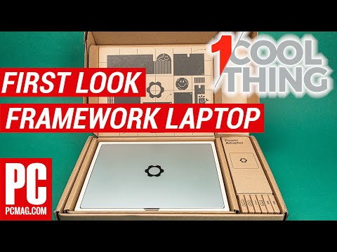 Hands On With the Framework Laptop: The Most Upgradable Ultraportable Ever