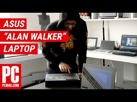 Be the DJ! Mixing It Up With Alan Walker's Asus ROG Zephyrus Laptop