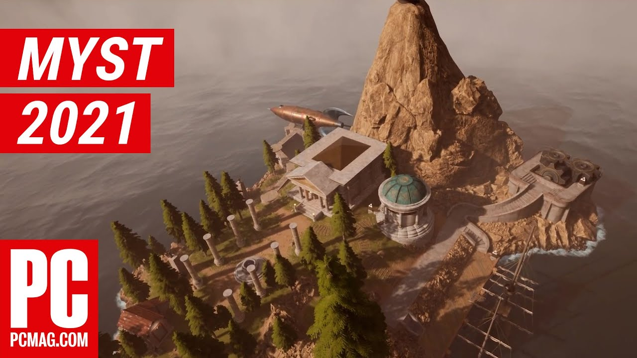 Myst 2021 Review: A Classic Returns