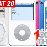 The iPod's 20th Anniversary: A Look Back